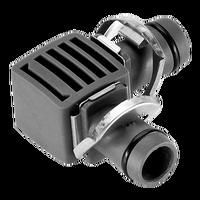Gardena Micro Drip L-Stuk Aanvoerbuis Ø 13 mm 2 Stuks