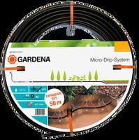 Gardena Micro Drip Druppelslang Boven/-Ondergronds Ø 13.7 mm 50 Meter Zonder Basis Apparaat