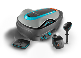 Gardena Robotmaaier Smart Sileno Life 500 m² Set