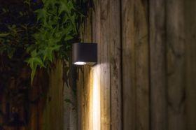 Garden Lights Wandlamp Gilvus 12V Zwart