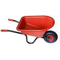 Kinderkruiwagen Rood | Kindergereedschap Tuin