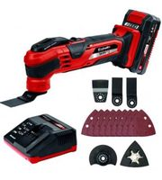 Einhell Accu Multitool Kit Power X Change