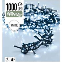 Micro cluster kerstverlichting 800 LED buiten/binnen 16 meter