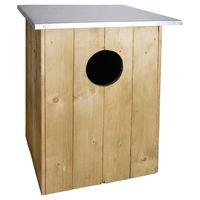 Esschert Vogelhuis Bosuilkast