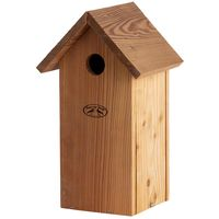 Esschert Vogelhuis Nestkast Koolmees Douglas Hout