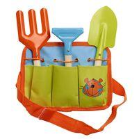 Kids Tools Riem Met 3 Tools | Kindergereedschap Tuin