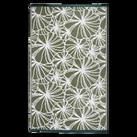 Esschert Tuintapijt Floraal Motief