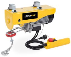 Powerplus Elektrische Takel POWX901