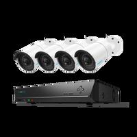 Reolink RLK8-410B4 8 Kanaals Beveiligingscamera Systeem
