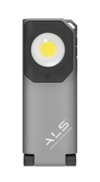 ALS LED Bouwlamp Slim Draadloos Oplaadbaar 1000 Lumen