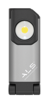 ALS LED Bouwlamp Slim Oplaadbaar 350 Lumen