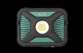 ALS LED Bouwlamp 2000 Lumen Oplaadbaar Heavy Duty