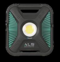ALS LED Bouwlamp 6000 Lumen Bedraad & Oplaadbaar Heavy Duty