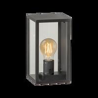 Garden Lights Wandlamp Sitta 12V Zwart