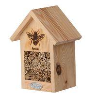 Esschert Insectenhotel Bijenhuis Silhouet