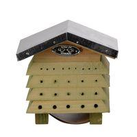 Esschert Insectenhotel Bijenhuis Hout