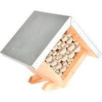 Esschert Bijenhuis Vierkant | Insectenhotel