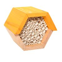 Esschert Bijenhuis Zeshoekig | Insectenhotel