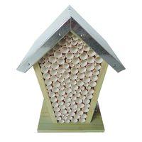 Esschert Bijenhuis Hout | Insectenhotel