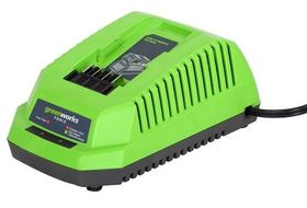 Greenworks 40 V Acculader