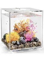 Aquarium biOrb Cube 30 LED Transparant