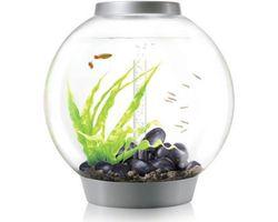 Aquarium biOrb Classic LED 60 Liter Zilver