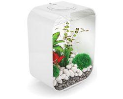 Aquarium biOrb Life LED 15 Liter Wit