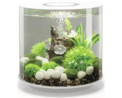 Aquarium biOrb Tube MCR 15 Liter Wit