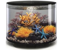 Aquarium biOrb Tube MCR 35 Liter Zwart