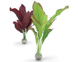 biOrb Zijden Plantenset M Groen & Paars