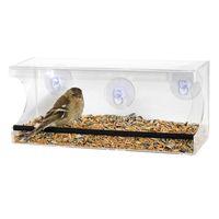 Vogelvoederhuisje Window Two