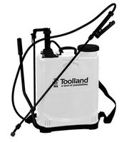 Toolland DT20016 Backpack sprayer | Ruggedragen drukspuit 16 Ltr | Onkruidspuit
