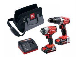 Einhell Power X-Change combi set Klopboormachine + Slagschroefmachine