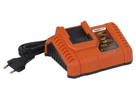 Powerplus Acculader Dual-Power
