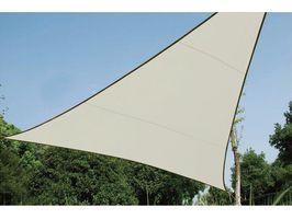 Perel Schaduwdoek Driehoek Creme 3.6 Meter
