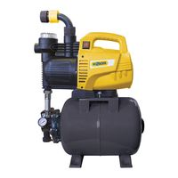 Hozelock Hydrofoorpomp 3500 L  Booster / 20 liter