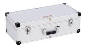 Kreator Aluminium Opbergkoffer KRT640280S 56x26,5x17,3 cm