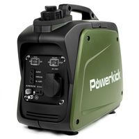 Powerkick Benzine Generator 800 Outdoor