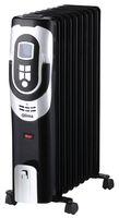 Qlima Elektrische Verwarming EOR 1515 LCD - 1500 W