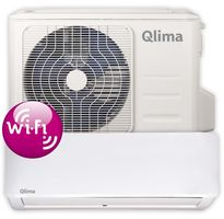 Qlima SC5225 Split Airco WiFi Compleet | Wandmodel Airconditioner | Airco en Verwarming