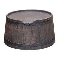 Roto Regentonvoet Donkerbruin voor Roto Regenton 50 liter