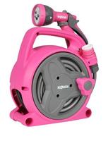Seasons Pico Reel Pink + 10 m slang
