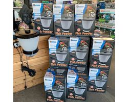 Superfish Voerautomaat Koi-Pro Fish Feeder