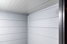 Telluria Eleganto Binnenwand 2,1 x 2,1 M Grijs