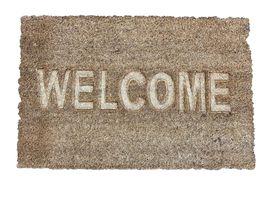 Deurmat Kokos Welcome 39 x 59 cm