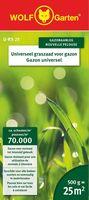 Wolf Garten Graszaad Universeel 25m2 U-RS 25