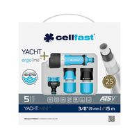 Cellfast Sproeiset Yacht Mini 9 mm 15 Meter