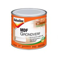Alabastine Grondverf 2-in-1 MDF Wit 500 ml