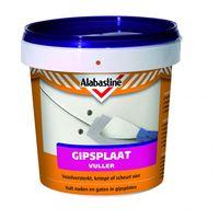 Alabastine Gipsplaatvuller Pasta Lichtgrijs 2.5 kg