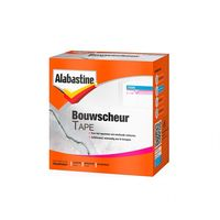 Alabastine Bouwscheur Tape 50 mm 10 Meter